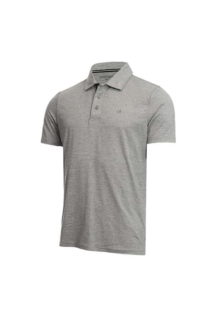 Picture of Calvin Klein Men's Newport Polo Shirt - Silver