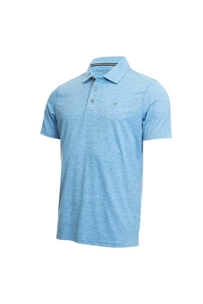 Picture of Calvin Klein Men's Newport Polo Shirt - Azure Blue
