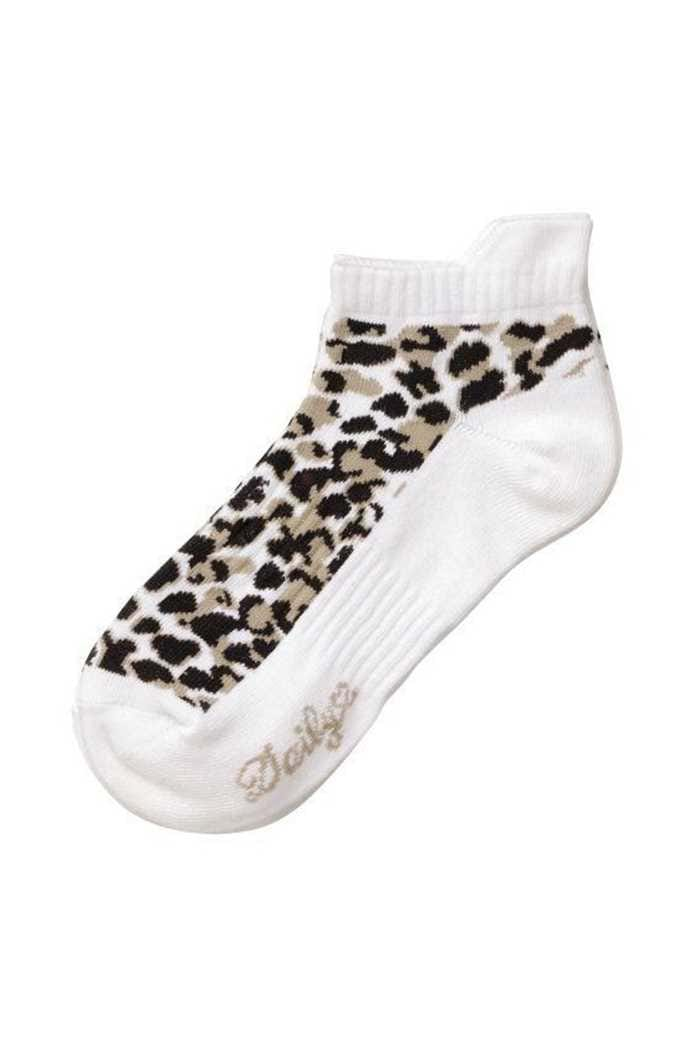 Picture of Daily Sports Ladies Sofia Golf Socks - Straw 312
