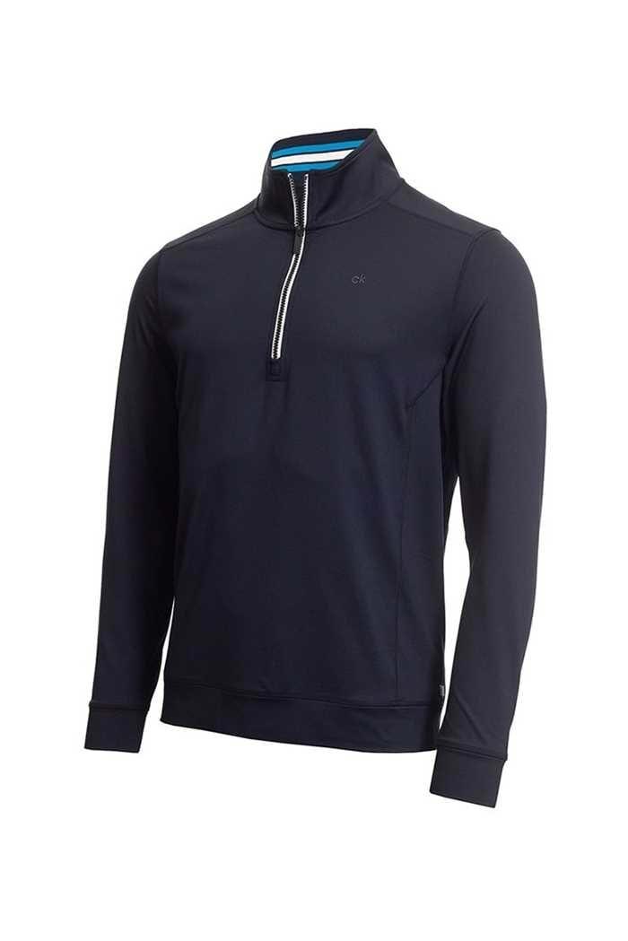 Picture of Calvin Klein Men's Orbit Half Zip - Navy / Blue