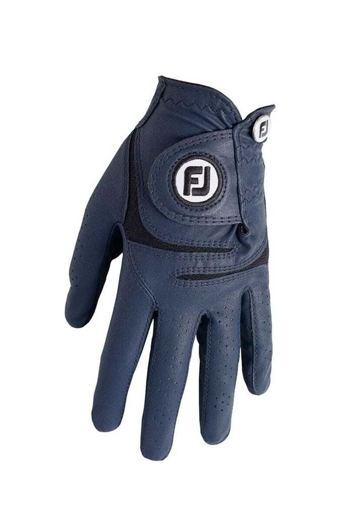 Picture of Footjoy Ladies Weather Sof Golf Glove - Navy / Black