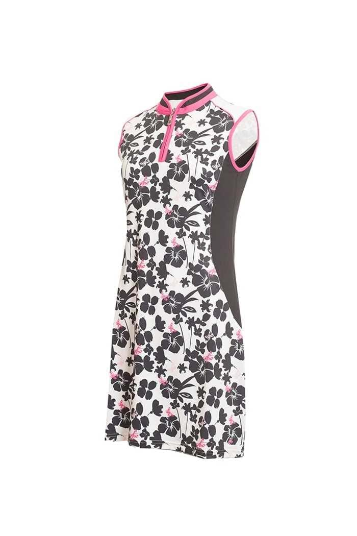 Picture of Green Lamb Ladies Eliza Sleeveless Golf Dress - Butterfly