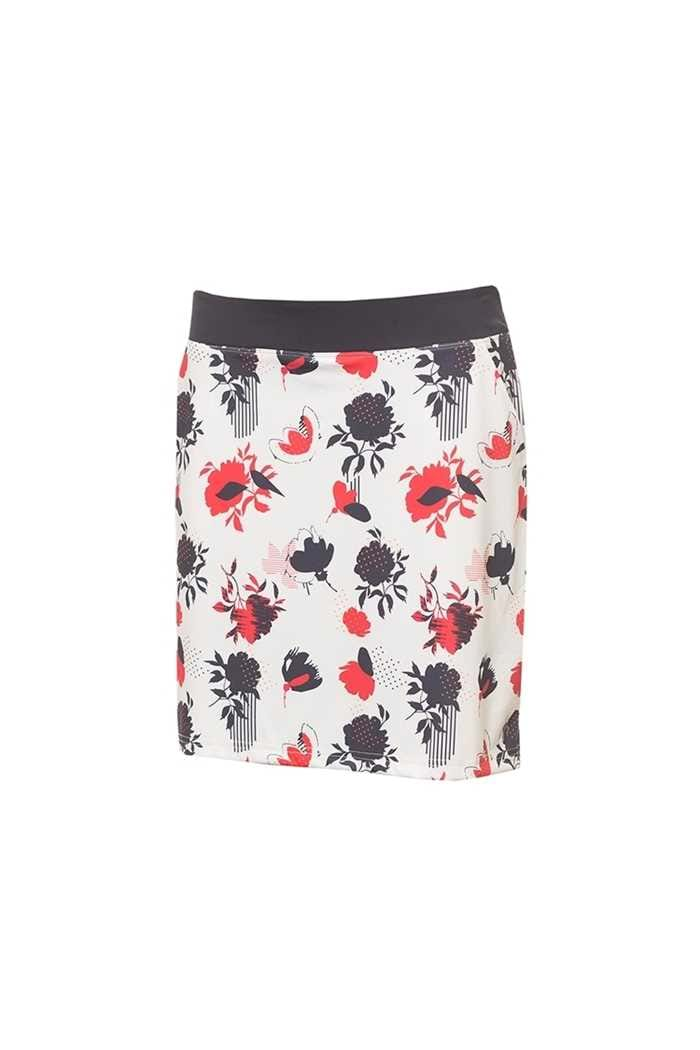 Picture of Green Lamb Ladies Miranda Jersey Printed Skort  - Floral