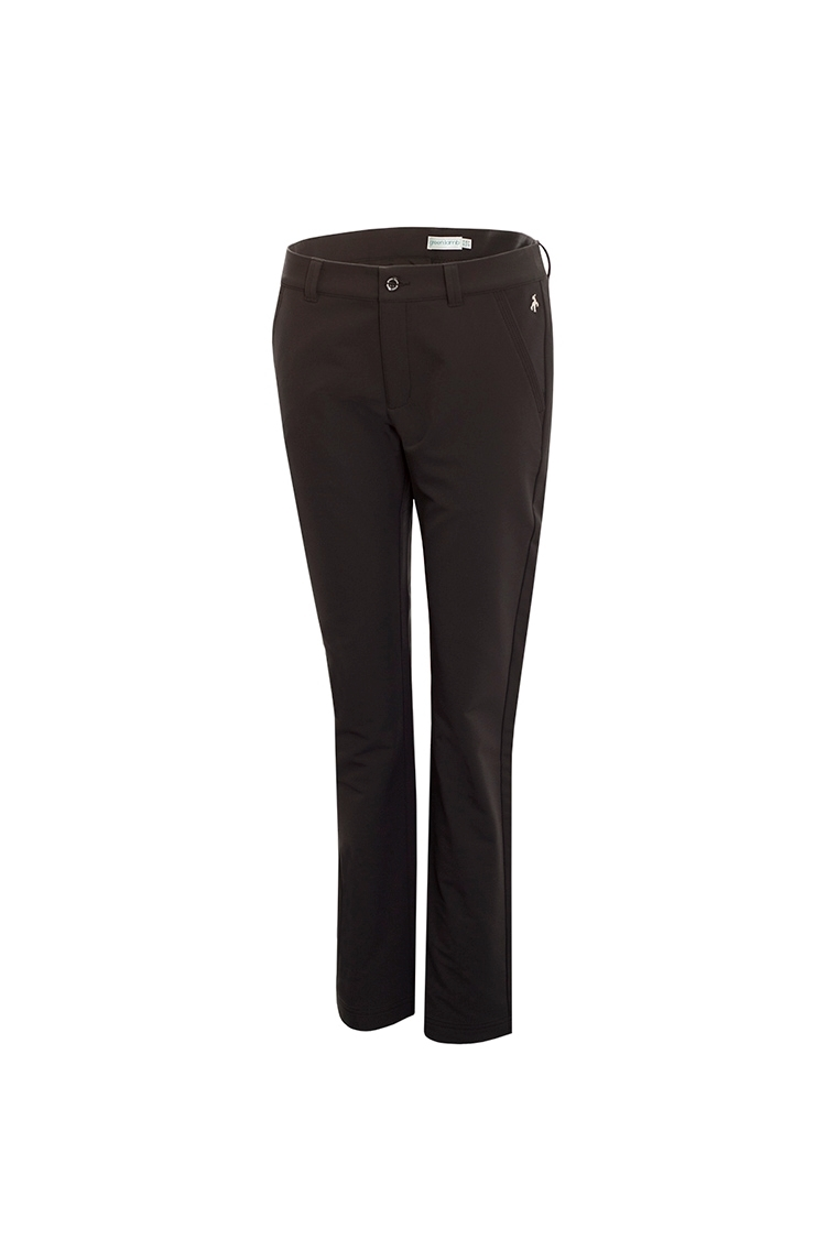 Picture of Green Lamb Ladies Premier Tech Trousers - Black