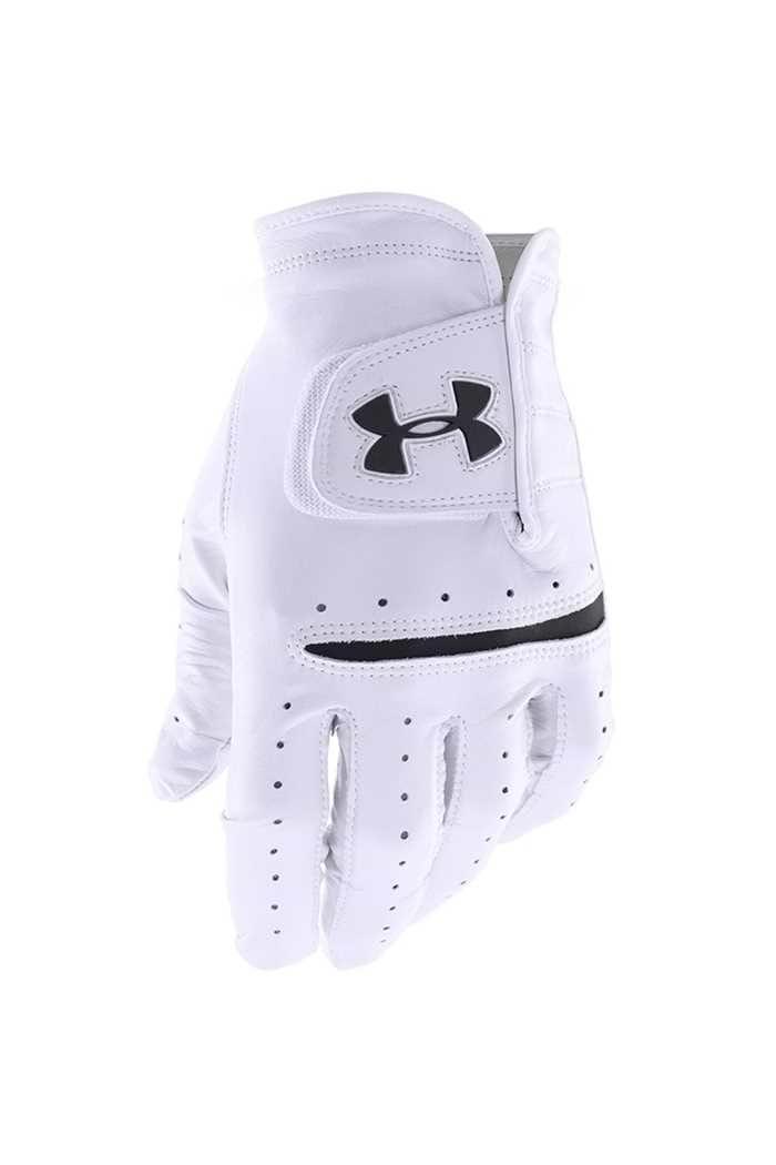 Picture of Under Armour Men's UA Strikeskin Tour Golf Glove - White