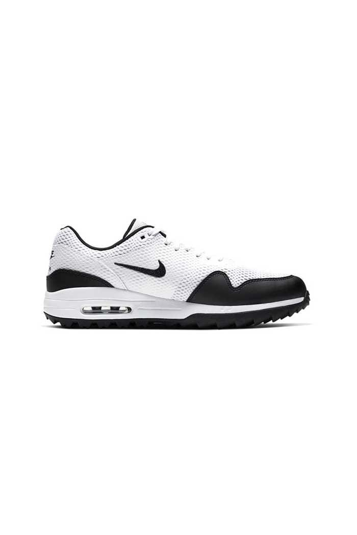 Picture of Nike Golf zns  Air Max 1G Golf Shoes - White / Black