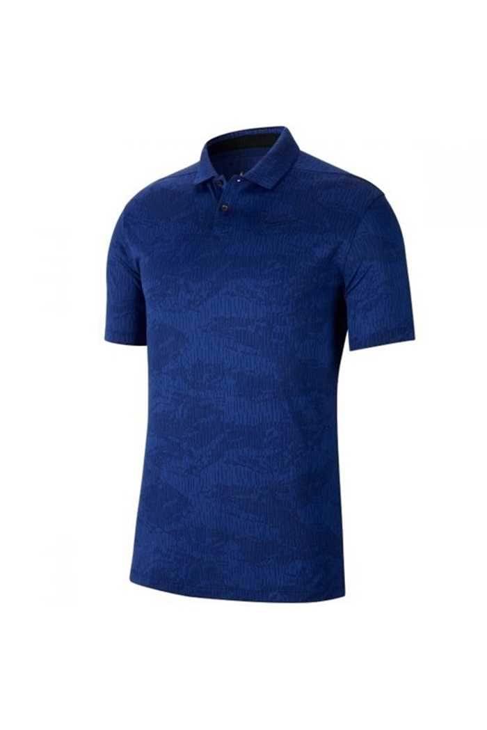 Picture of Nike Golf Dri-FIT Vapor Camo Polo Shirt - Blue 492