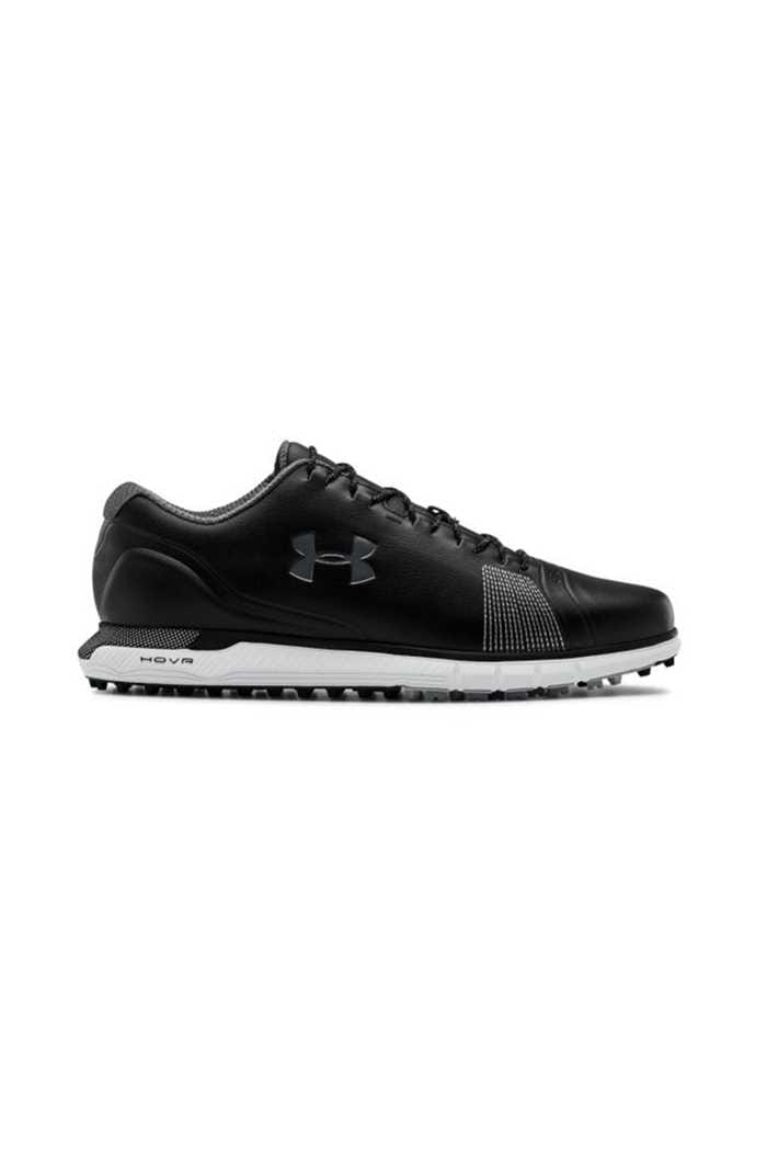 Picture of Under Armour UA Hovr Fade SL E Golf Shoes - Black