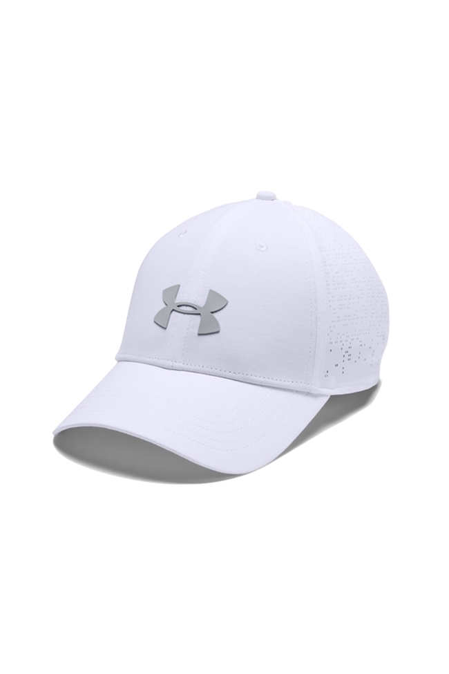 Picture of Under Armour Womens UA Elevated Golf Cap - White 100