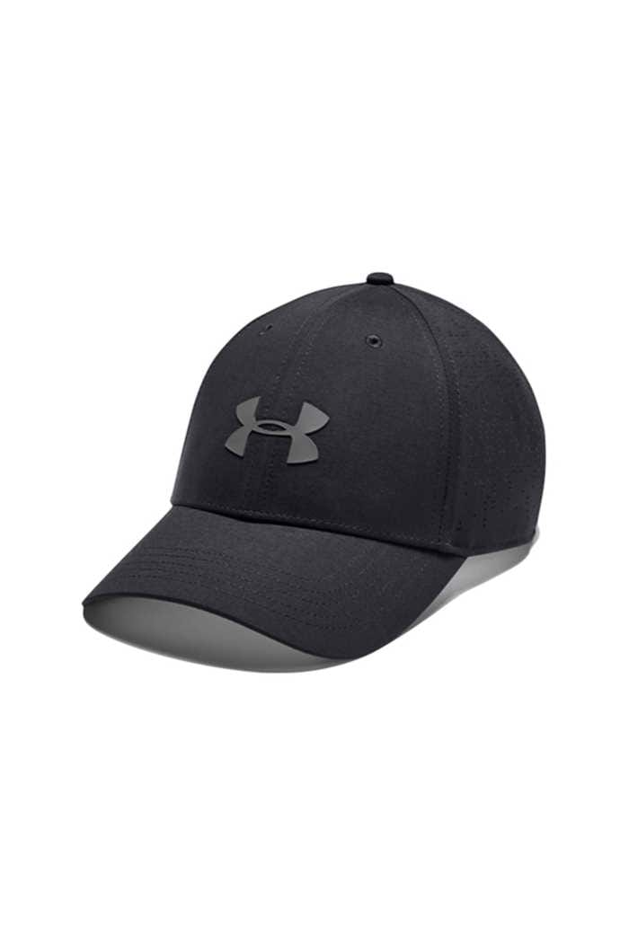 Picture of Under Armour Womens UA Elevated Golf Cap - Black 001