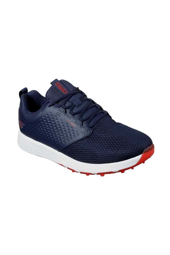 Picture of Skechers Men's Elite 4 Prestige Golf Shoes - Relaxed Fit - Navy / Red