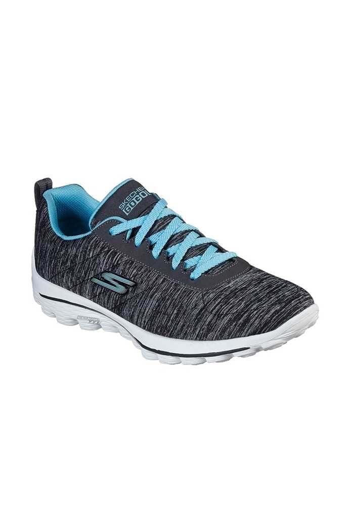 Picture of Skechers Women's Go Walk Sport Golf Shoes - Black / Blue