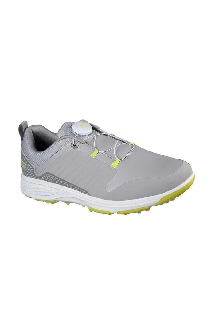 Picture of Skechers Go Golf Torque Twist Golf Shoes - Grey / Lime