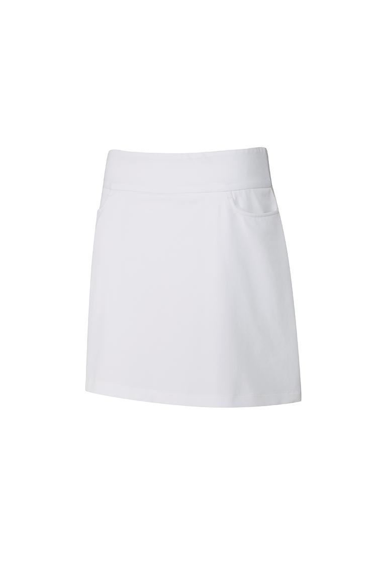 Picture of Pings Fern Ladies Skort - White / Navy