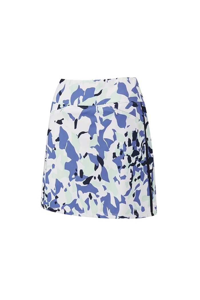 Picture of PIng Cascade Ladies Skort - Botanical