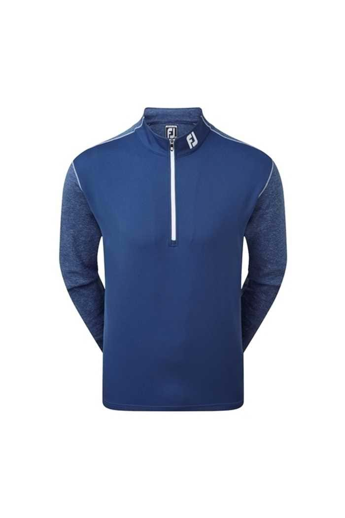 Picture of Footjoy Tonal Heather Chill - Out - Deep Blue