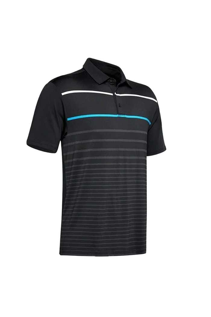 Picture of Under Armour UA Men's Playoff 2.0 Polo Shirt - Black 010
