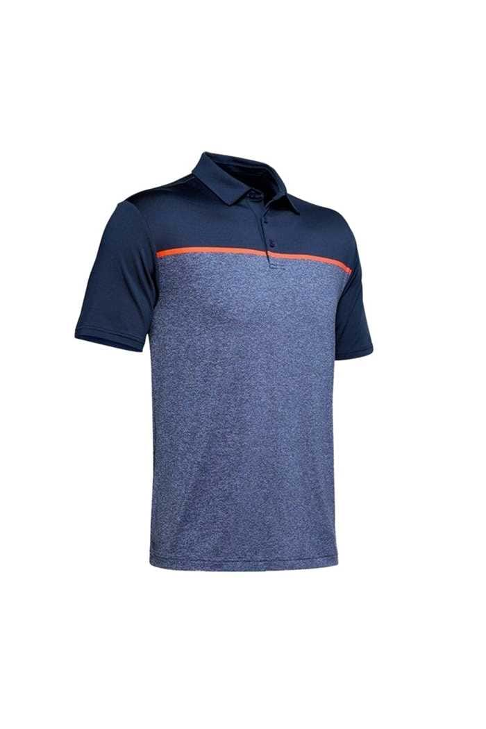 Picture of Under Armour UA Men's Playoff 2.0 Polo Shirt - Blue 413