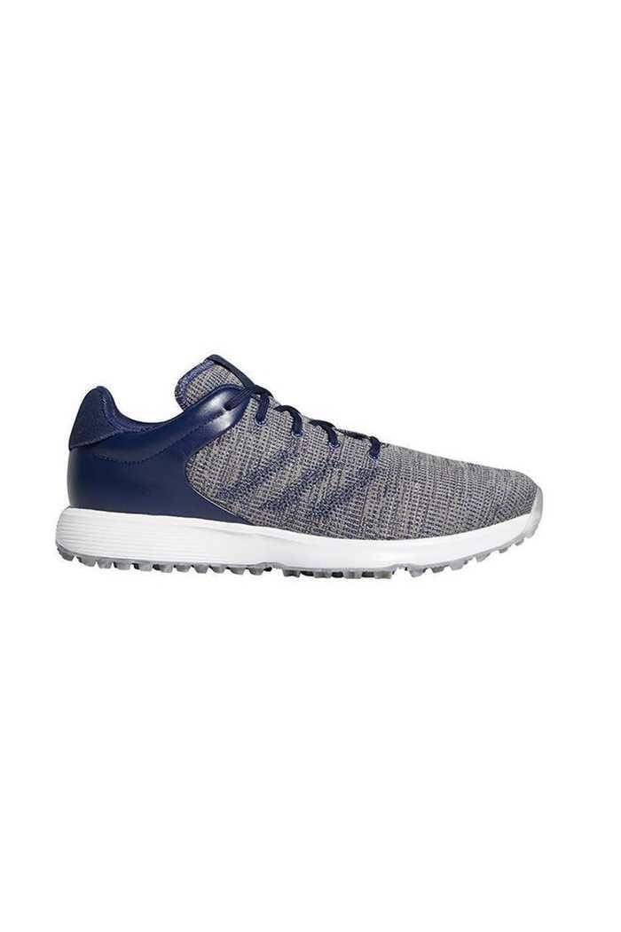 Picture of adidas Men's S2G Golf Shoes - Tech Indigo / Collegiate Navy / Grey Three