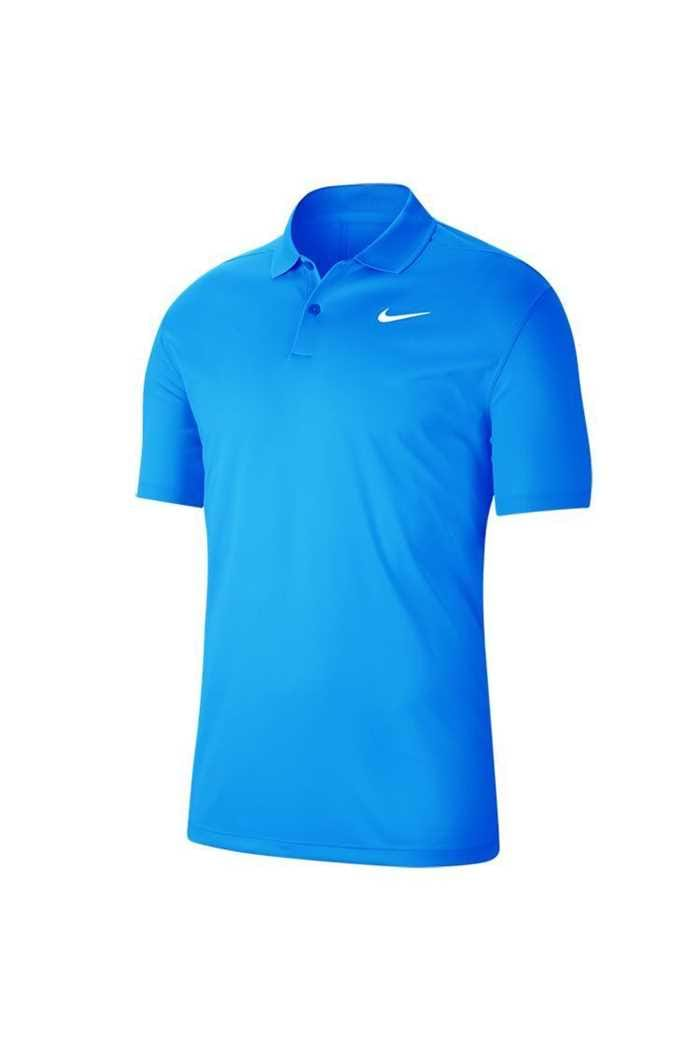 Picture of Nike Golf Dri-FIT Victory Polo Shirt - Blue Fury