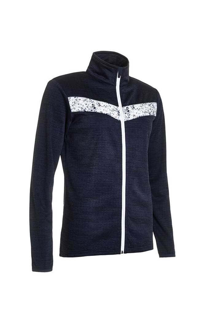 Picture of Abacus Ladies Fortrose Full Zip Fleece - Mixed 728