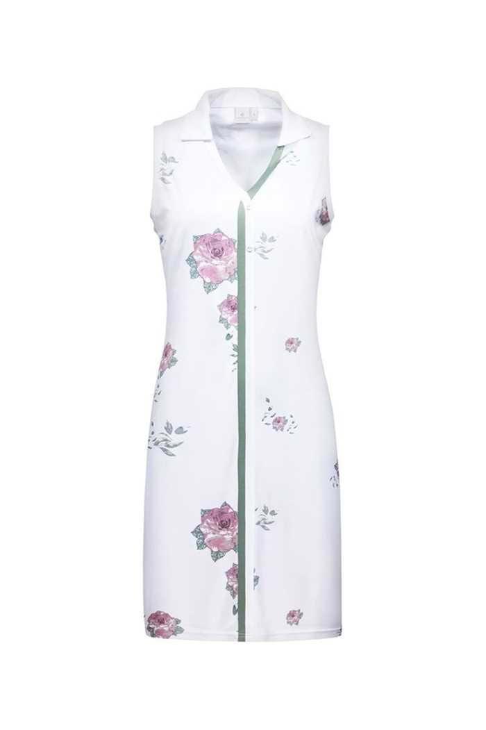 Picture of Cross Sportswear Women's Braided Dress - Flower White