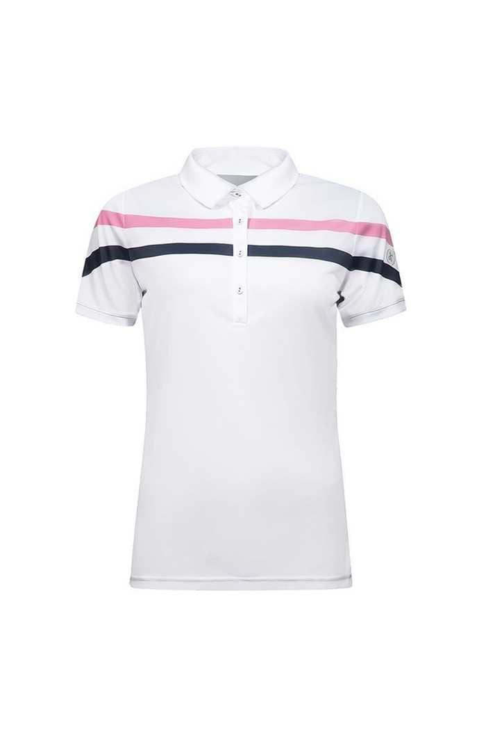 Picture of Cross Sportwear Women's Pivot Polo Shirt - Heather