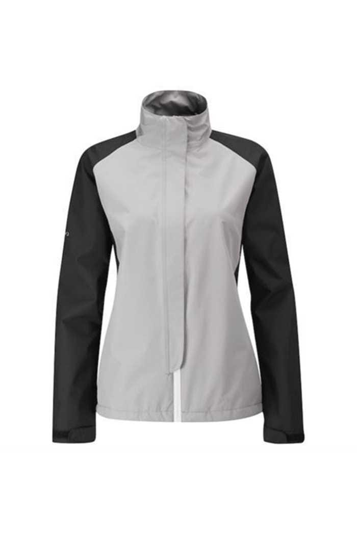 Picture of Ping Ladies Avery II Jacket - Ash / Black