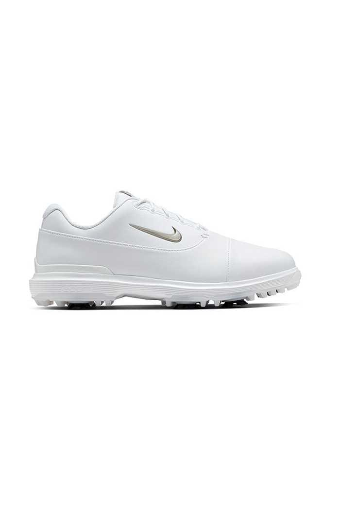 Picture of Nike Golf Air Zoom Victory Pro Golf Shoes - White / Metalic  Pewter / White