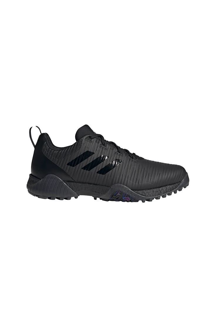 Picture of adidas Men's Codechaos Golf Shoes - Black / Black / Iron