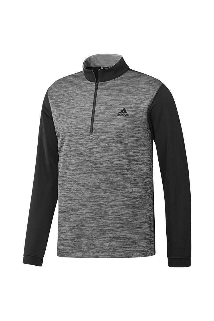 Picture of adidas Adi Core 1/4 Zip Pullover - Black